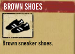 Tlsuc brown shoes description