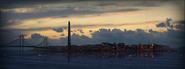 Union island skyline
