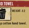Hand Towel Thumbnail