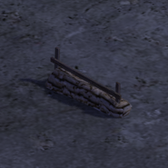Small barricade 1