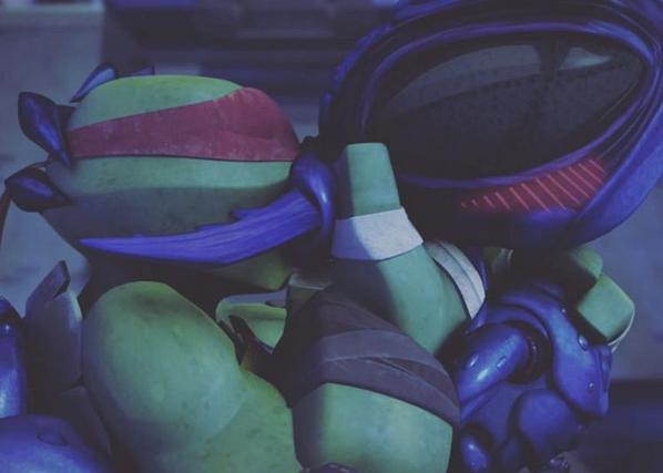 Teenage Mutant Ninja Turtles (2012) / Funny - TV Tropes