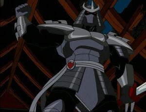 Karai As The Shredder