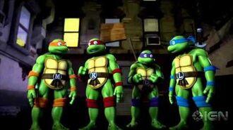 Teenage Mutant Ninja Turtles The 1980s Animated Turtles Return