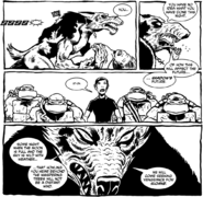 Lilith's vendetta