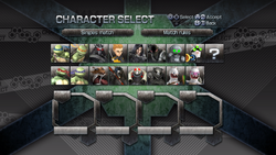 TMNT Smash Up Full Character Selection