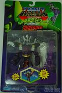 Shredder 1994 Supermutant figure