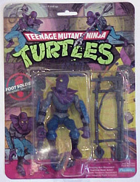Foot soldier 1988 action figure tmntpedia fandom for Foot soldier