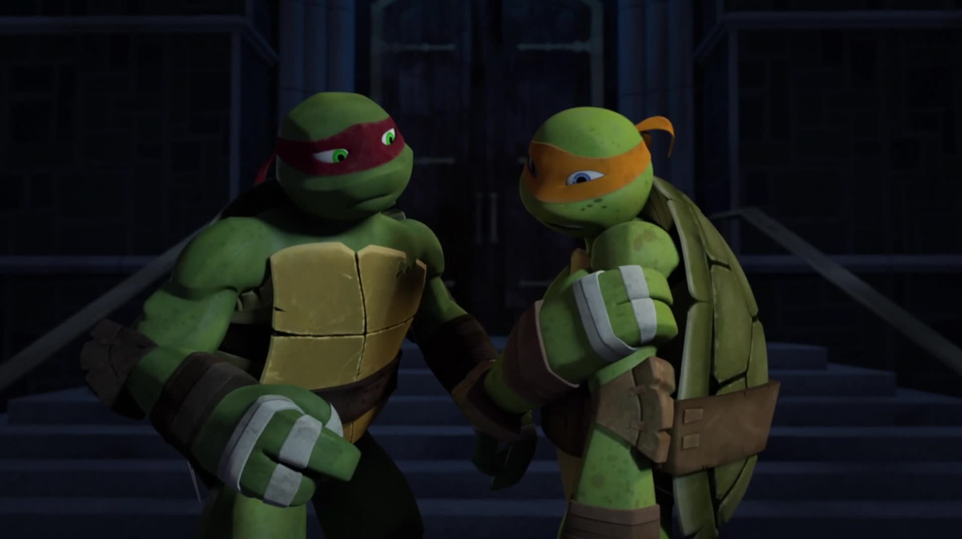 Tmnt mikey and raph sex