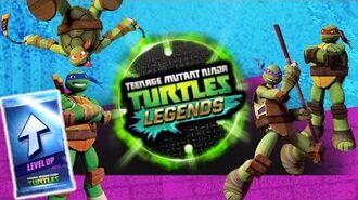 Teenage Mutant Ninja Turtles Legends PVP Samurai TOP 10 Rank TMNT episode 22