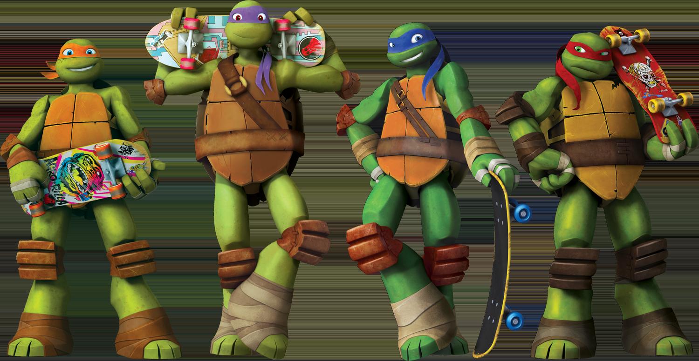 Teenage Mutant Ninja Turtles 2012 Toys : Image skate boards tmnt wiki fandom powered by wikia