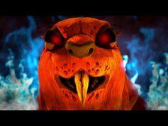 Dread Beaver scary!