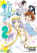 Toaru Nichijou no Index-san Manga v02 cover