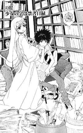 Toaru Majutsu no Index Manga Chapter 002