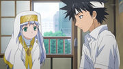 Toaru Majutsu no Index E04 18m 13s