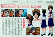 UiharuKazari-RailgunSBooklet