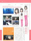 Takitsubo Rikou-RailgunSBooklet