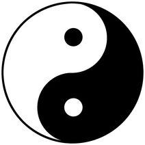 Yin Yang - Symbol