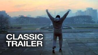 Rocky Official Trailer 1 - Burgess Meredith Movie (1976) HD