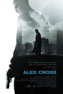 Alex Cross 2012