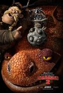 How to train your dragon two ver9