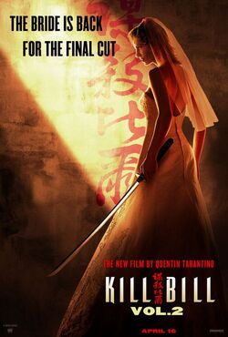 Kill Bill Volume 2