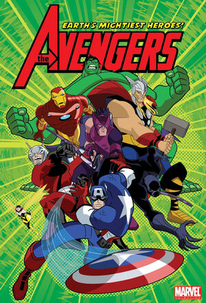 Avengers Earth's Mightiest Heroes