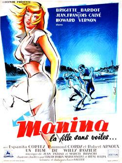 Manina, the Girl in the Bikini