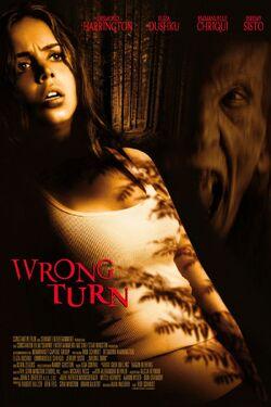 Wrong Turn 2003