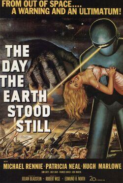 Day the Earth Stood Stil