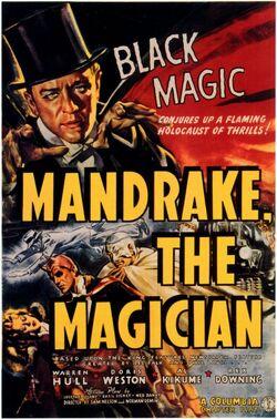 Mandrake the Magician 1939
