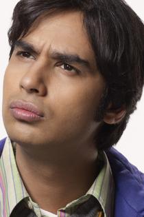 Rajesh Koothrappali - TBB