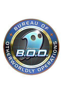 BOO Bureau of Otherworldly Operations