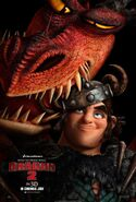 How to train your dragon two ver6