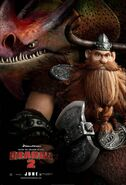 How to train your dragon two ver10