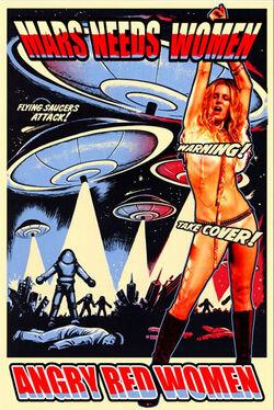 Mars Needs Women