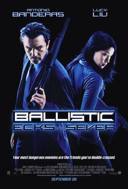 Ballistic Ecks vs. Sever
