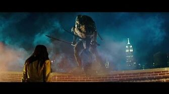 TEENAGE MUTANT NINJA TURTLES - Official Trailer (2014) HD-0