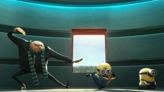 'Despicable Me' Trailer 4 HD