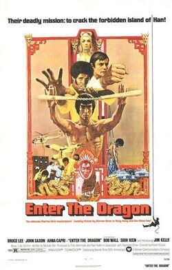Enter the Dragon 1973