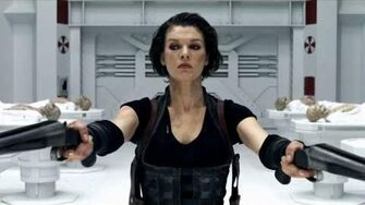 'Resident Evil Afterlife' Trailer HD