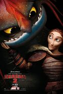 How to train your dragon two ver8