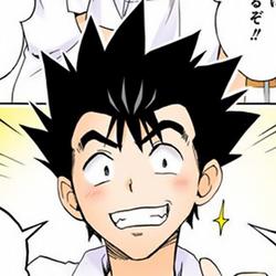 Kenichi Saruyama TLRD Manga