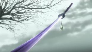 ryougi shiki weapons knife - photo #27