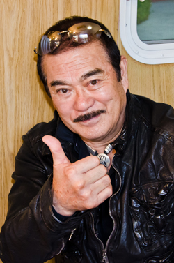 Interview with Sonny Chiba (Kill Bill, Golgo 13, Street Fighter ...