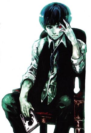 Kaneki Cover Vol 1