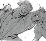Naki and Yamori meet