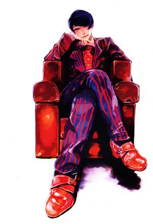 Tsukiyama Cover Vol 4