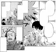 Hide talks to Kaneki