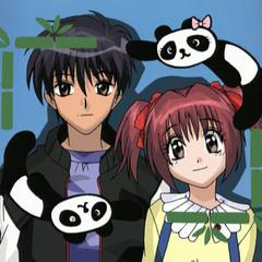 Ichigo and Aoyama