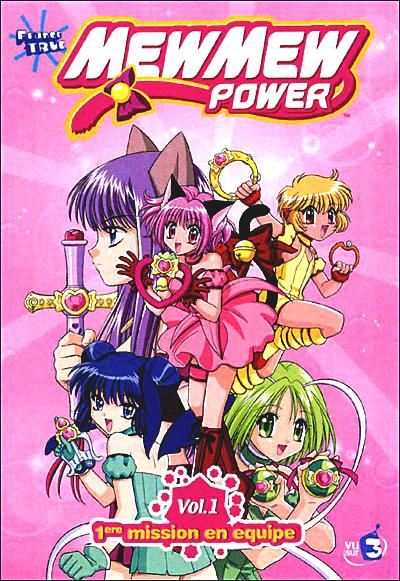 Mew Mew Power French Tokyo Mew Mew Wiki Fandom